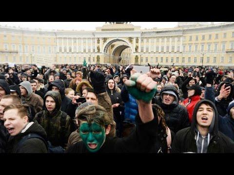 Борис Миронов о митингах 26 марта.