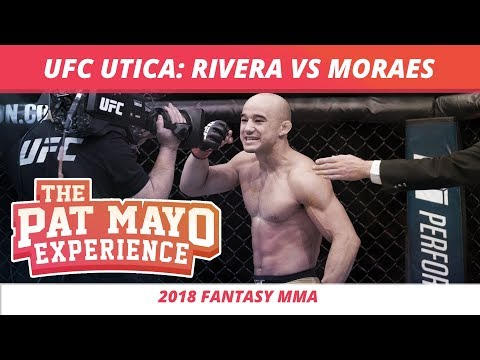 2018 Fantasy MMA: UFC Utica DraftKings Preview and Fight-By-Fight Picks