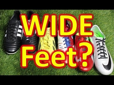 How Do I Know If I Have Wide Feet? - Question of the Week