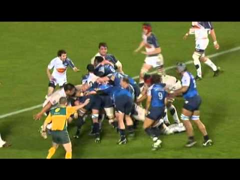 Top14 2011 Highlights - Montpellier vs Agen - Top 14 Orange 2010/11 - J20 -