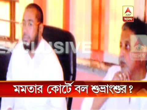 Mukul's son Shubhranshu claims, he or his father did not meet Saradha chief