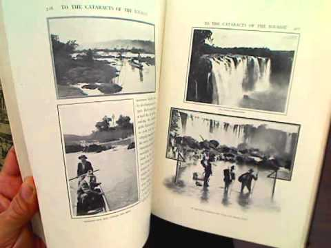Brazil The Argentine Chili Iguassu Falls, Burton Holmes Travelogues