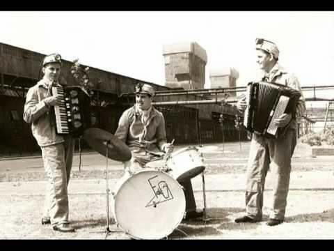 De vrolijke Mijnwerkers - Edelweiss-polka ( 1959 )