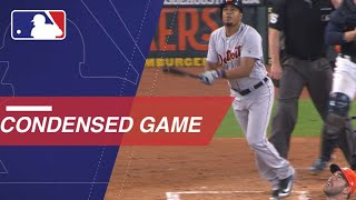 Condensed Game: DET@HOU - 7/15/18