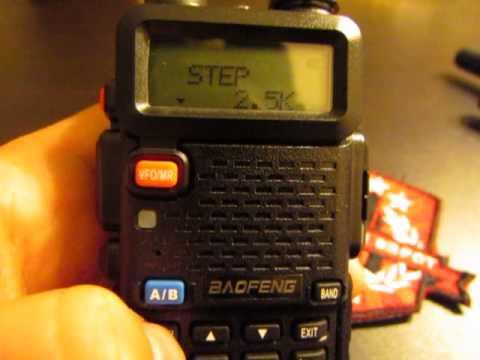 HOW TO - Como conectar radio BAOFENG UV-5R con una Motorola talkabout