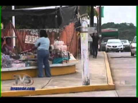 TVS Noticias.- Beneficiaran al sector educativo en el 2012, Chinameca, Veracruz