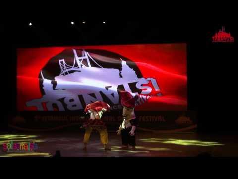 Aşuk Maşuk Show by Umit Yumlu & Engin Orhan | IIDF 2016