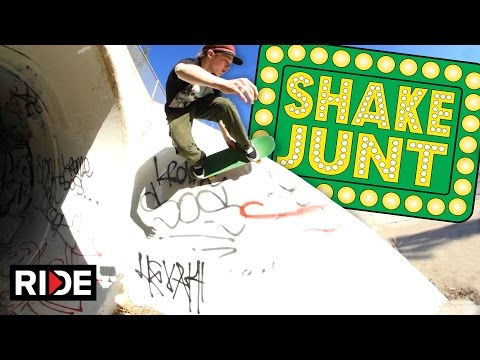 Shake Junt Color Grip