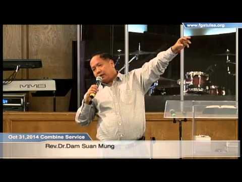 [FGATulsa]#1077#Oct 31,2014 Homecell Combine Service (Pastor