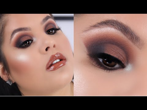 Thanksgiving Makeup Tutorial 2017 | Nelly Toledo