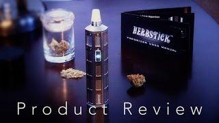 Herbstick Personal Marijuana Vaporizer Reviewed by Bogart for Cannabis