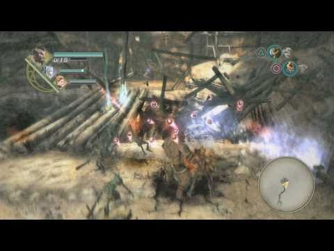 TRINITY: Souls of Zill O'll – Walkthrough HD video guide PS3