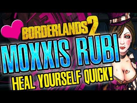 Borderlands 2 Rubi weapon spotlight