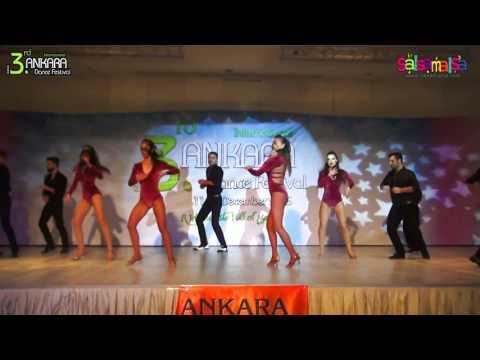 Karel Flores Turkey Team Show | AIDC-2015