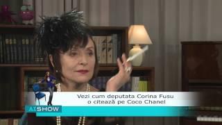 AISHOW cu Corina Fusu, part II