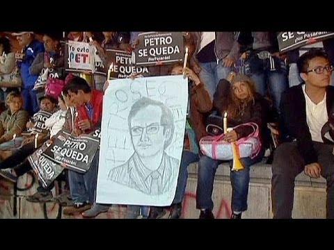Sacked mayor battles back in Bogota