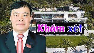 Kinh hoàng tài sản thu giữ được khi khám xét biệt thự triệu đô của Nguyễn Xuân Phi- BT Tp Thanh Hóa