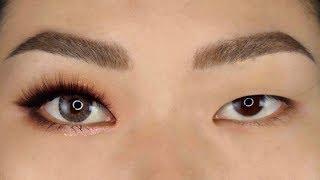[ ENGsub ] Hack Mắt 1 Mí - Mono Lid Eyes Makeup Tutorial