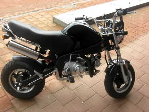 Skyteam PBR 50 sound+bike