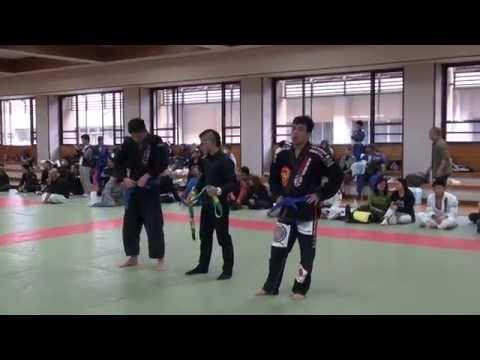 COPA GIFU OPEN DE JIU JITSU Gilherme VS