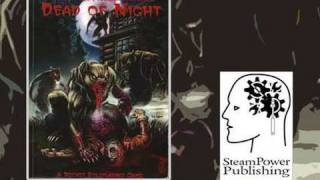 Game Geeks #119 Dead of Night by SteamPower Publishing