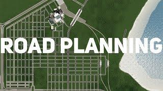 City Design - Road Layouts
