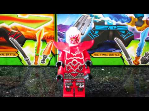 Lego decool ninjago bootleg the final battle review