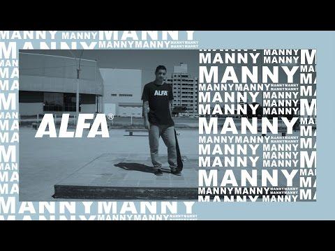 Alfa Skate - Denis Pitigliane - Manny