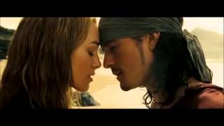 Pirates Of The Caribbean(Final Love Scene)