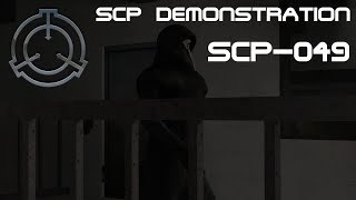 SCP Demonstration: SCP-049