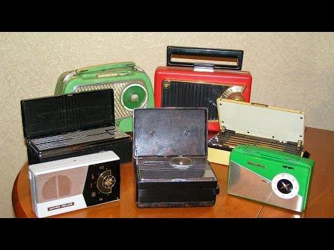 что ловят советские радиоприемники