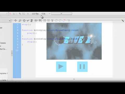 Crea un reproductor de video en flash [AS3] [HD]