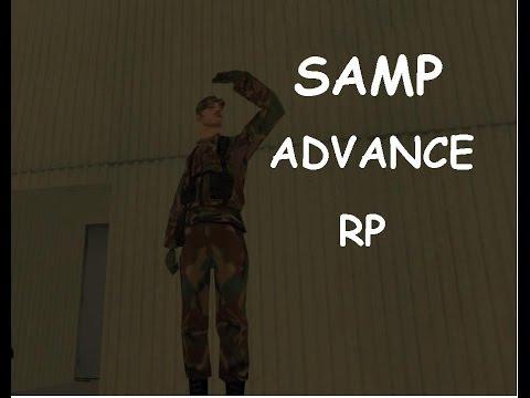 Уроки SAMP advance rp #6 (СВ-сухопутные войска)