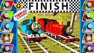 Thomas & Friends: Go Go Thomas! | Speed Train Challenge Best Kids | iOS / Android Gameplay
