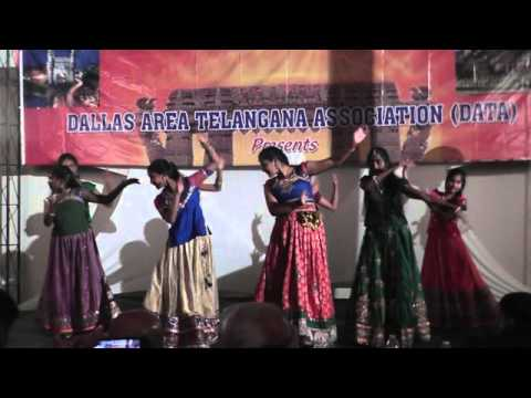 Shanti Nuthi Gari Students Perform For Pardes Song 'i Love My India' At Data video
