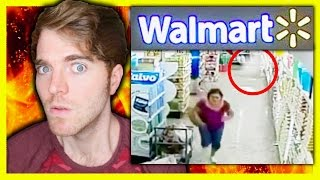 HAUNTED WALMART & TOYS R US