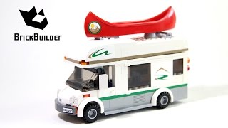 Lego City 60057 Camper Van - Lego Speed Build