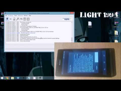 [Tutorial]How to root Xperia SP Android 4.3 12.1.A.1.205 on locked bootloader