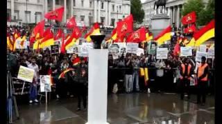 Mullivaikkal remembrance 2011 London.