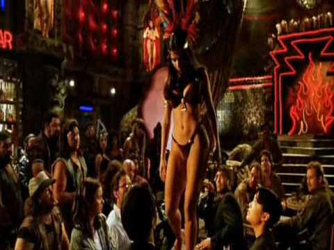 From Dusk Till Dawn - Salma Hayek Table Dance Video