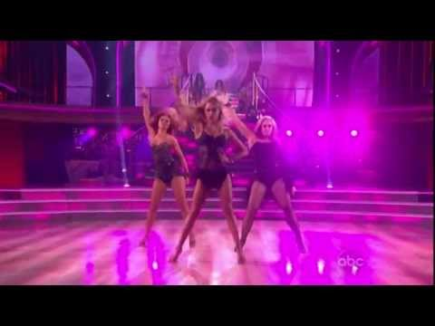 DWTS13 Professional Girl Showdance - I AM WOMAN