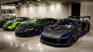 Welcome to Socal's BEST Hypercar Collection