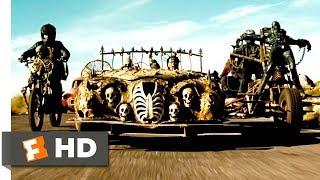 Doomsday (2008) - Carmageddon Scene (9/10) | Movieclips