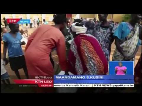 Maandamano katika mji mkuu wa sudan kusini yameshuhudiwa