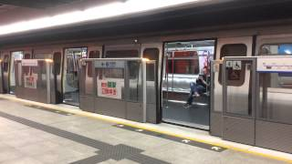 New Synchronized Door Chimes on MTR Island Line