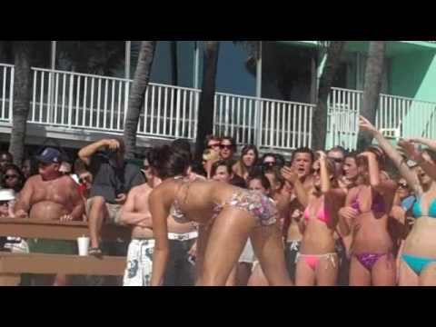 Ft. Myers BOOTY Shaking Contest #2 1/3