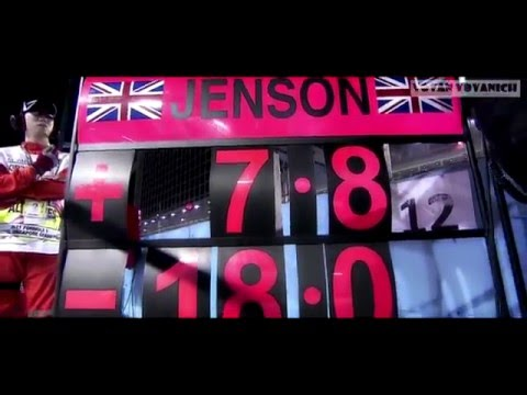 Formula 1 2011  Singapore Grand Prix Highlights