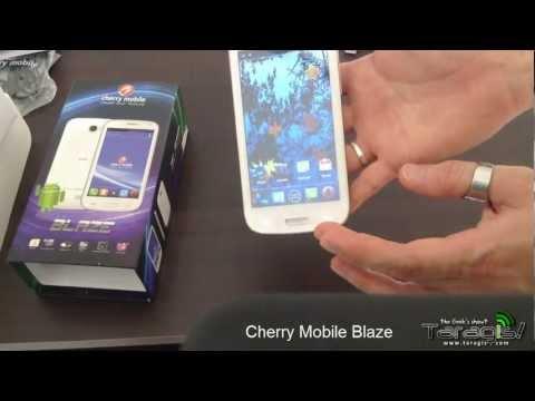 Cherry Mobile Blaze   Taragis.Com