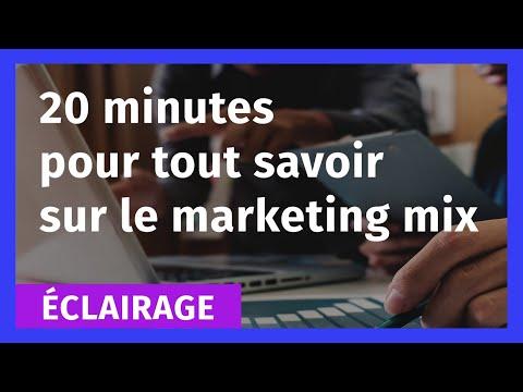 20mn pour tout savoir sur le Marketing Mix