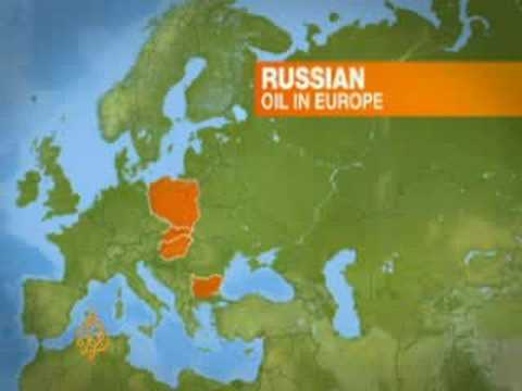 Europe energy highlights reliance on Russia - 31 Aug 2008